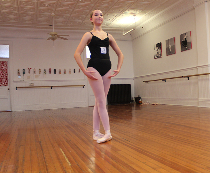 Monmouth Academy of Ballet RAD